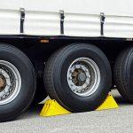 truck wheel chock